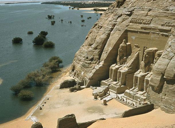 02/11/2059 : L'humanité est-elle prête à un nouvel Abou Simbel ?