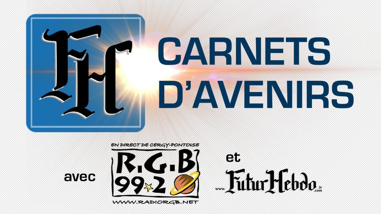 FuturHebdo sur Radio RGB : 1 heure 40 d'entretien avec Olivier Parent