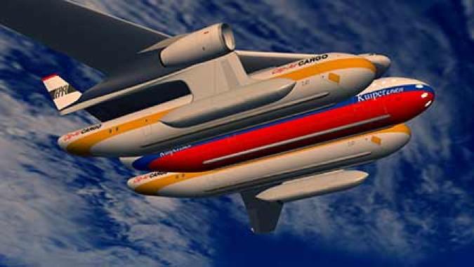 14/12/2063 : Skybus, la Logan du ciel, reçu en grandes pompes à Moscou