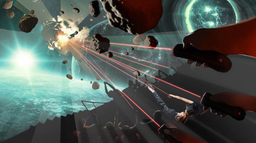 06/04/2065 : La réalité virtuelle en réseau bientôt dans les lycées ?