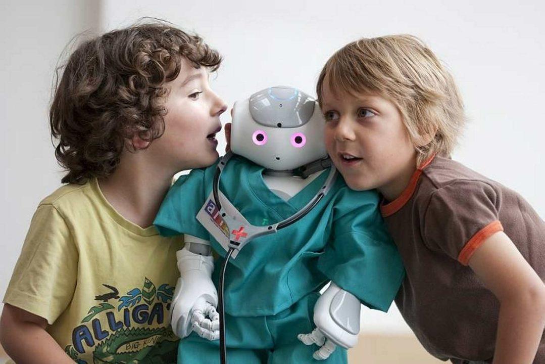 01/06/2065 : Mes robots qui font si peur