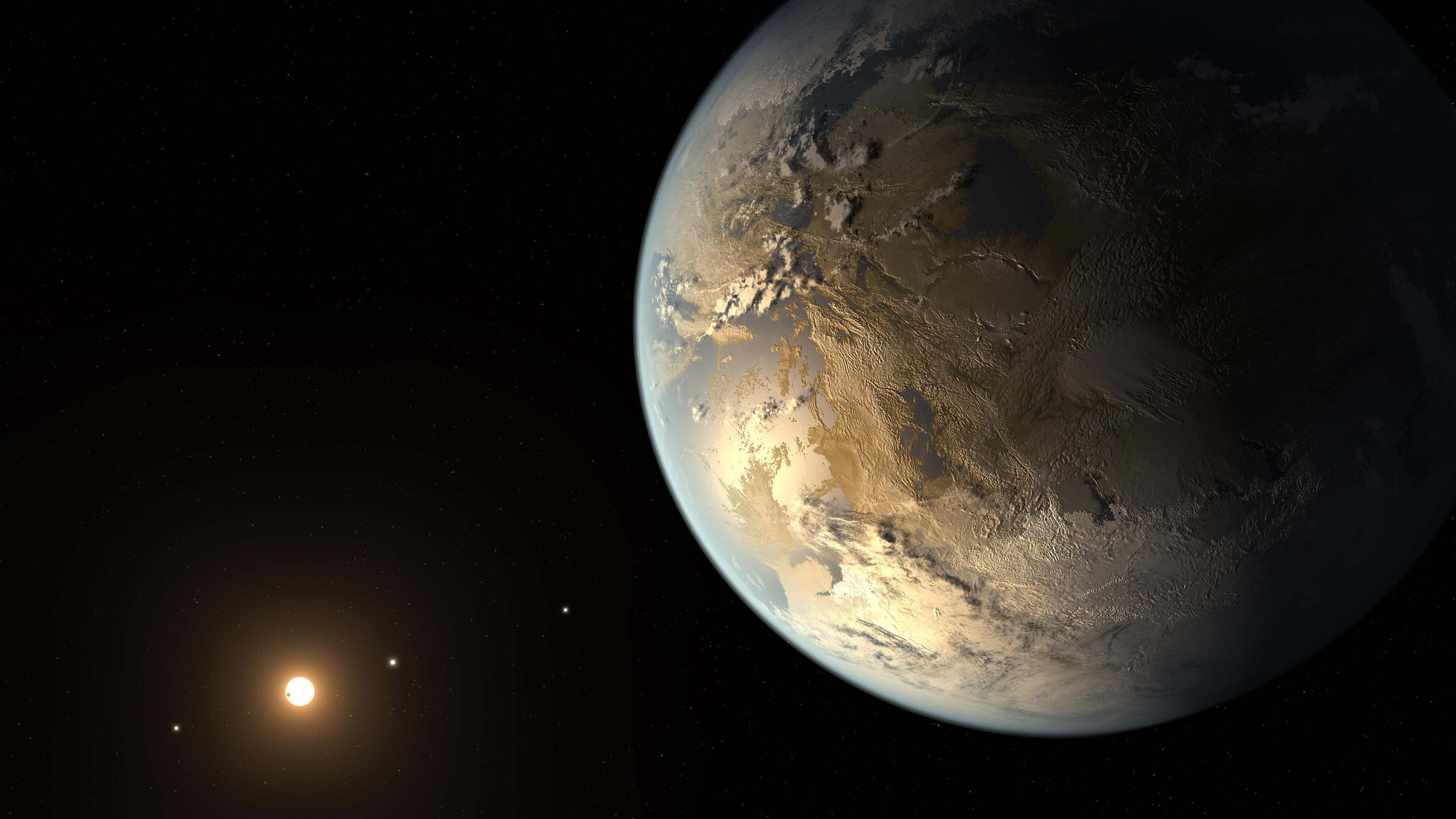 Le débat sur l'exoplanète JC-33 oppose les membres de l'ONU | 17/08/2065