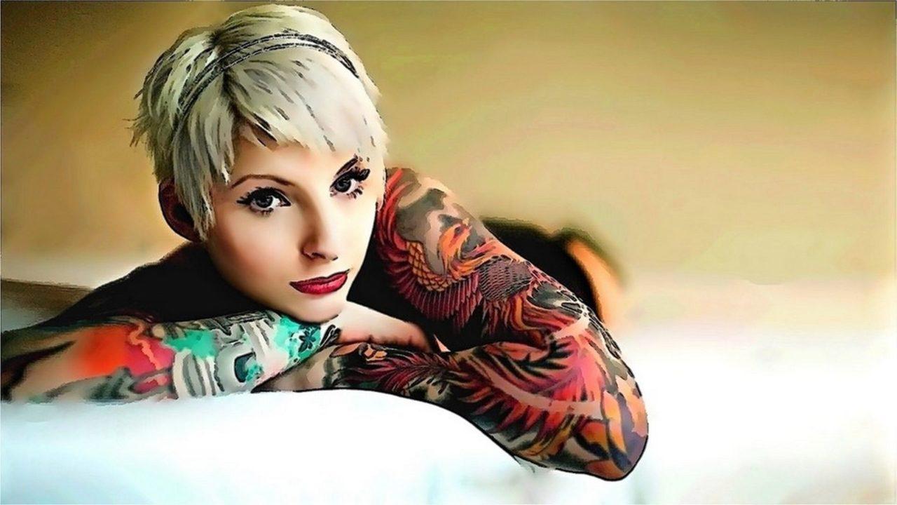 Le business du tatouage vidéo | 21/09/2065