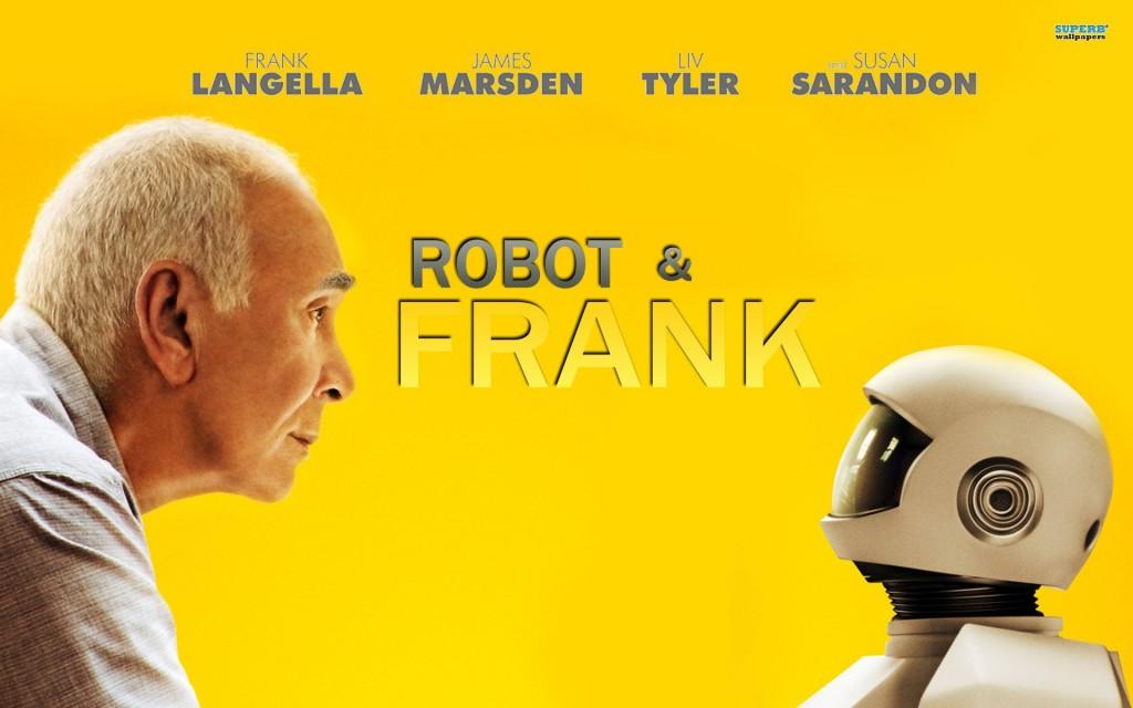 Ce que «ROBOT AND FRANK» nous dit sur demain