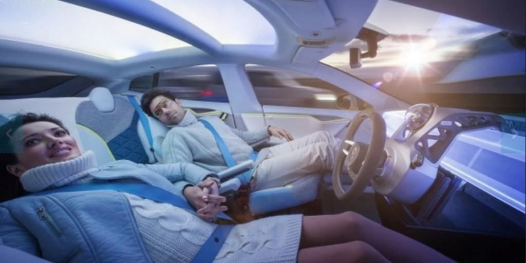 Les voitures autonomes victimes d'une panne générale | 26/10/2065