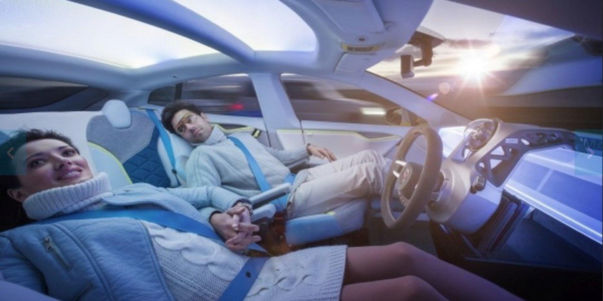 Les voitures autonomes victimes d'une panne générale   26/10/2065