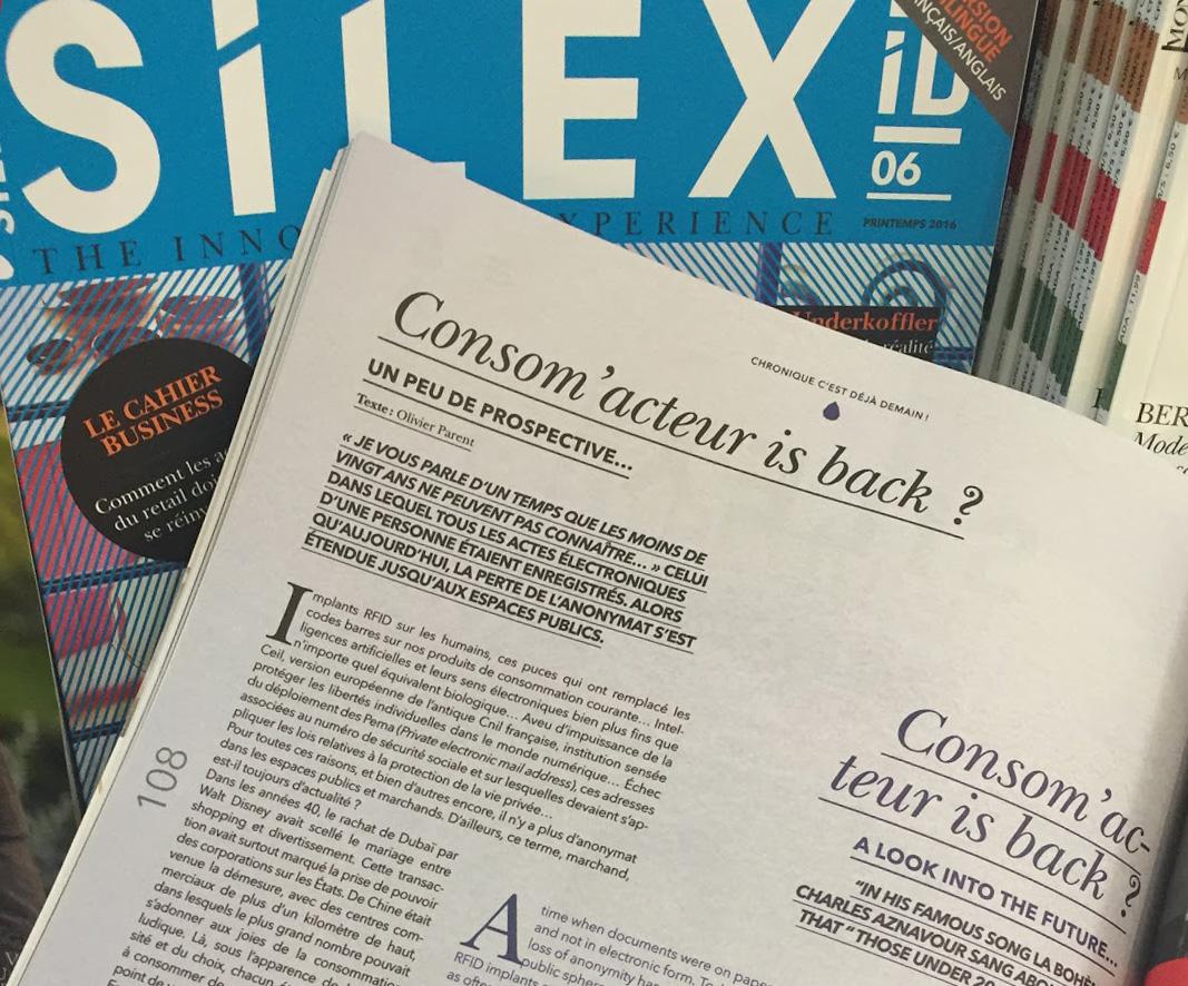 Le shopping reste-t-il un choix libre ? | 15/04/2066 | Silex ID