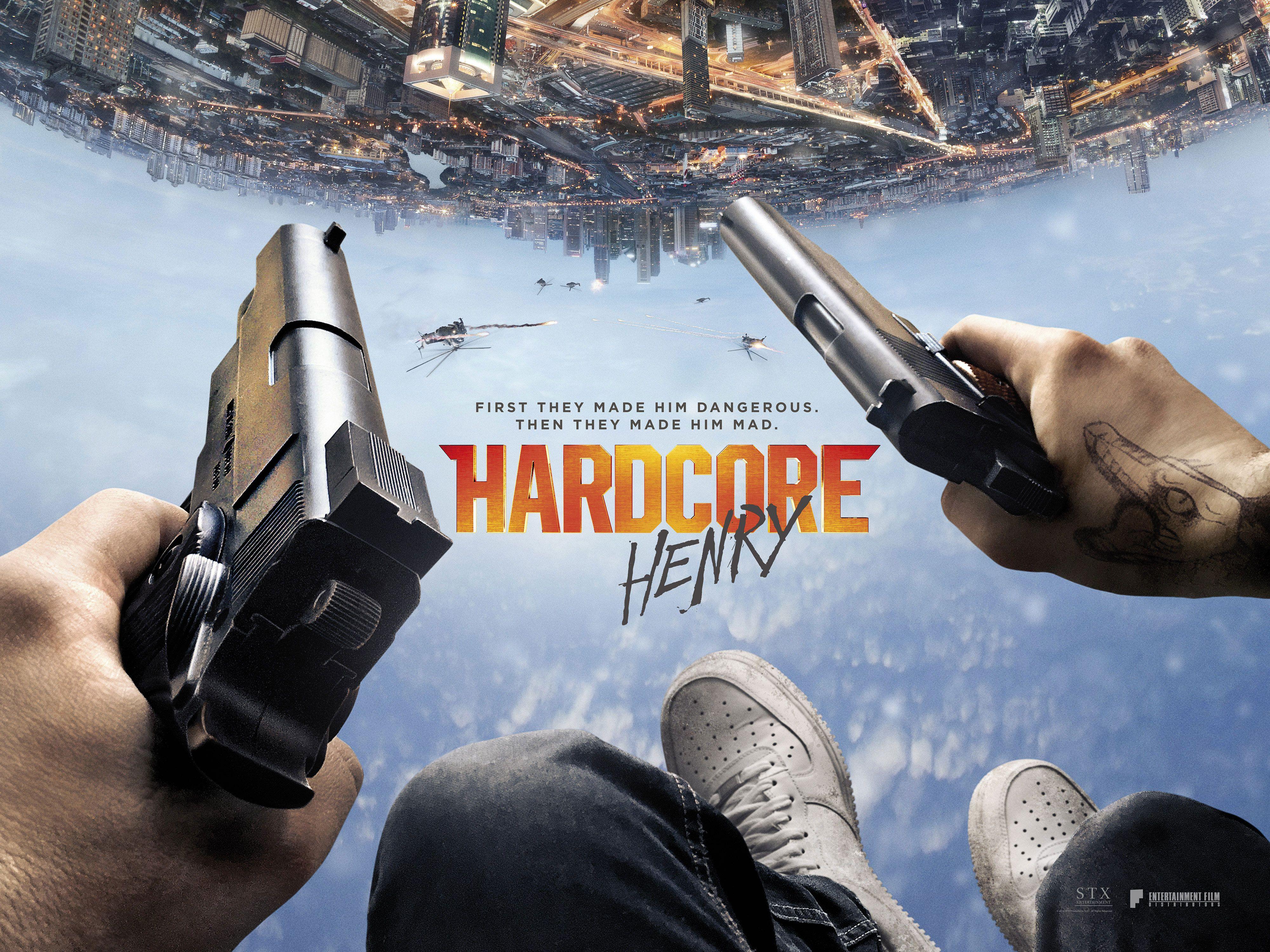 HARDCORE HENRY ou « La vie peut-elle être vécu en FPS ? » | Huffington Post | Ce que la SF nous dit sur demain