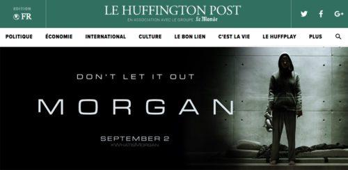 Ce que «MORGANE» nous dit sur demain | Huffington Post