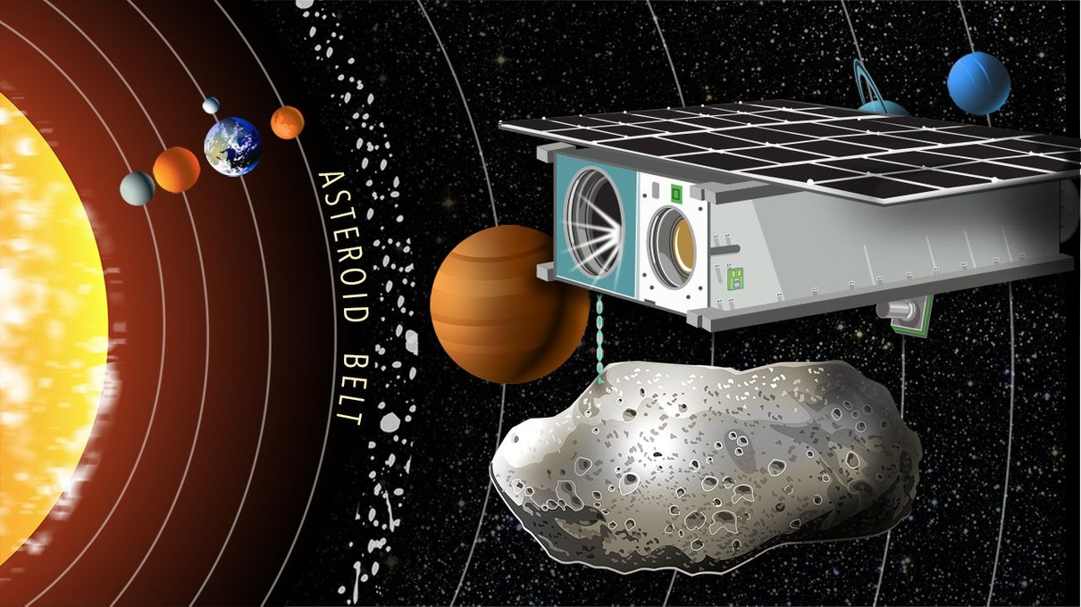 Restructuration dans l'industrie spatiale « hors Terre »   14/10/2066