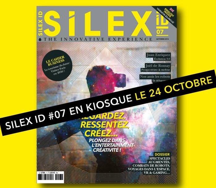 The analog gap | Silex ID | 11/03/2067