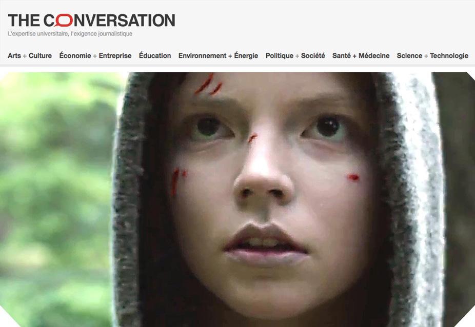 Actu. | Futurhebdo dans The Conversation France : « Morgane » de Luke Scott, une analyse prospectiviste
