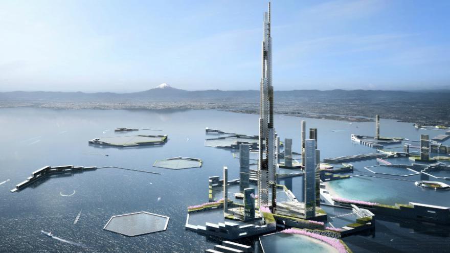 Le gratte-ciel le plus haut du monde dévoilé au Japon | Directmatin.fr – RP