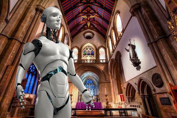 Le robot du curé n'était pas en odeur de sainteté | 07/11/2066
