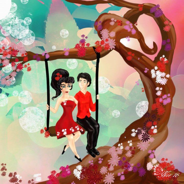 05/12/2066 : Pour la Saint-Valentin, La Poste veut séduire les amoureux