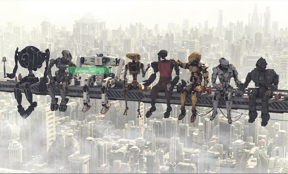 Un tabou robotique tombe | 27/03/2067