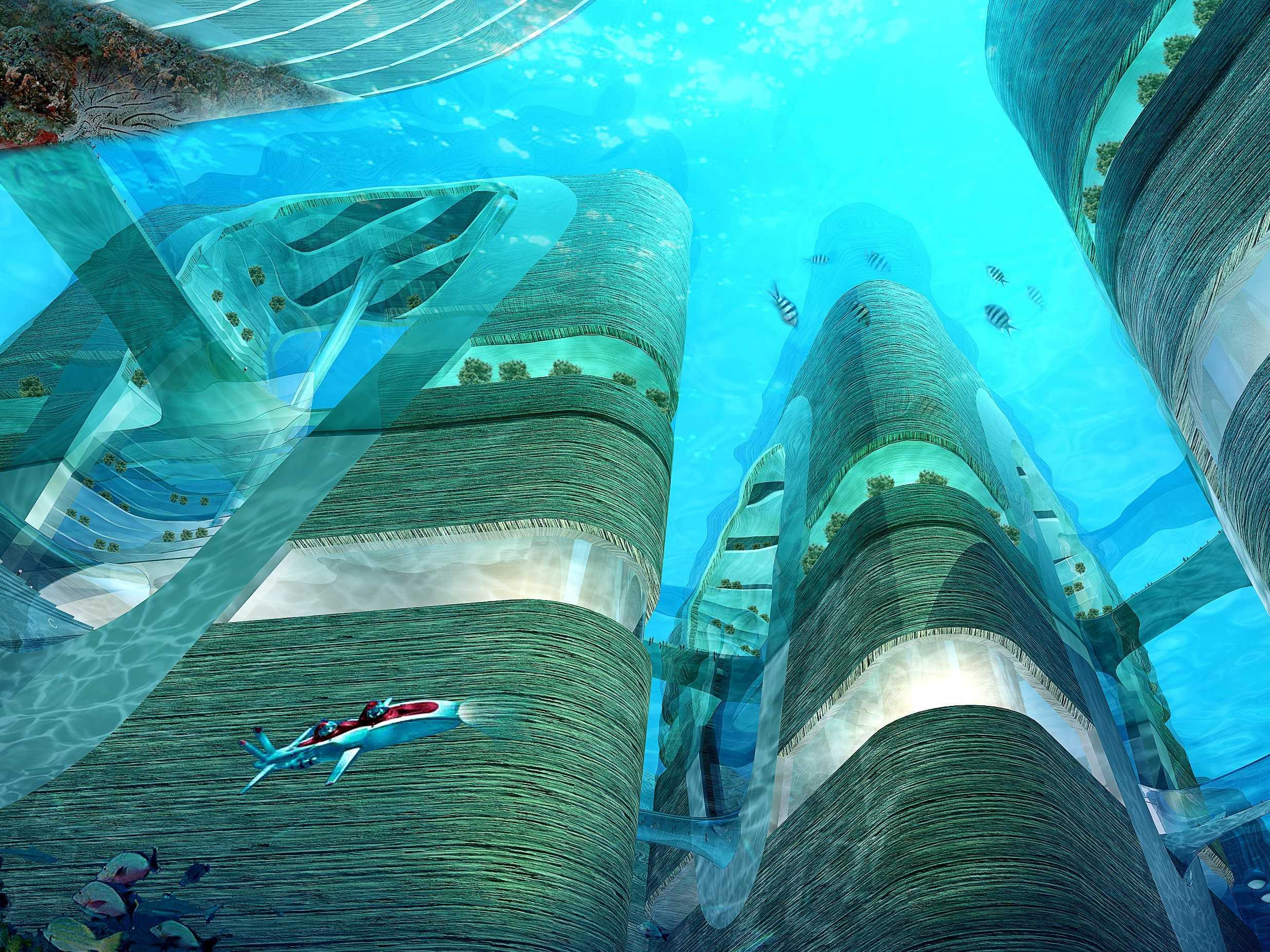 Le sous-marin pour tous au service d'une politique de peuplement | 13/03/2067
