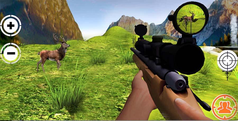 Marché Virtuel, une approche de la chasse à l'ère de la simulation | 01/06/2067