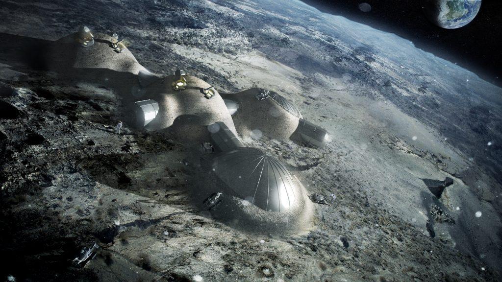 Les enjeux réglementaires du développement humain outre-Terre| 13/11/2067 | Space'ibles 2017