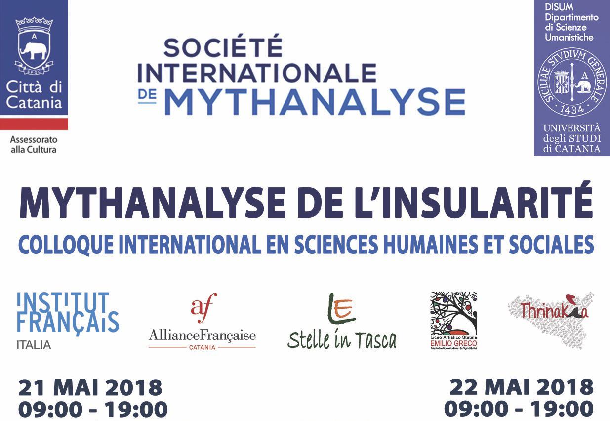 Conférence | Colloque international en sciences humaines et sociales proposé par la Société Internationale de Mythanalyse