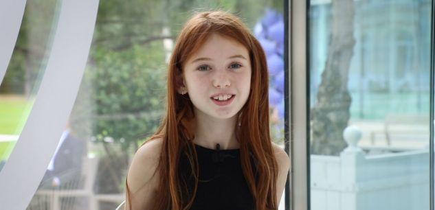 Carlie Weinreb, 11 ans et surdouée de la fiscalité, veut taxer les robots | L'Obs
