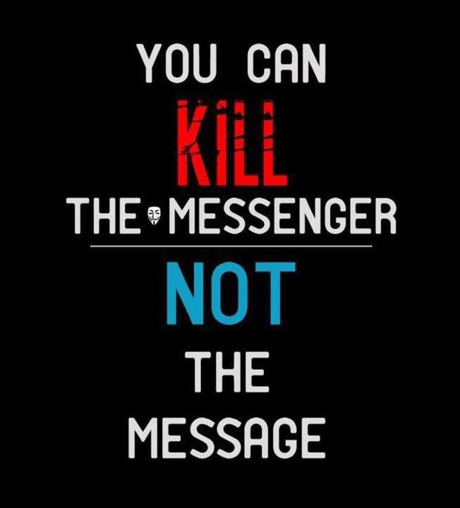 Kill the messenger !   Mythanalyse épisode  #02