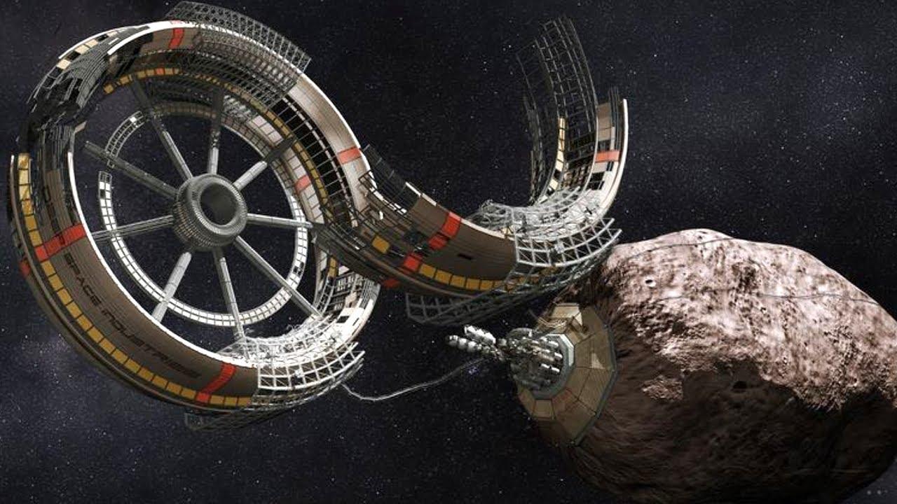 Produire dans l'Espace | Space'ibles Days 2018 | 13/12/2068