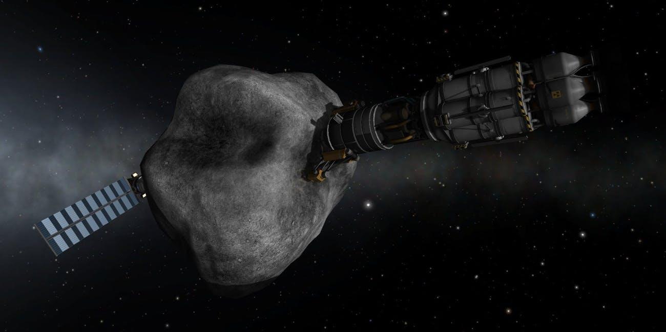 Colonisation spatiale | Un mouvement de concentration industrielle est observé dans celle du Space Mining | 11/02/2069