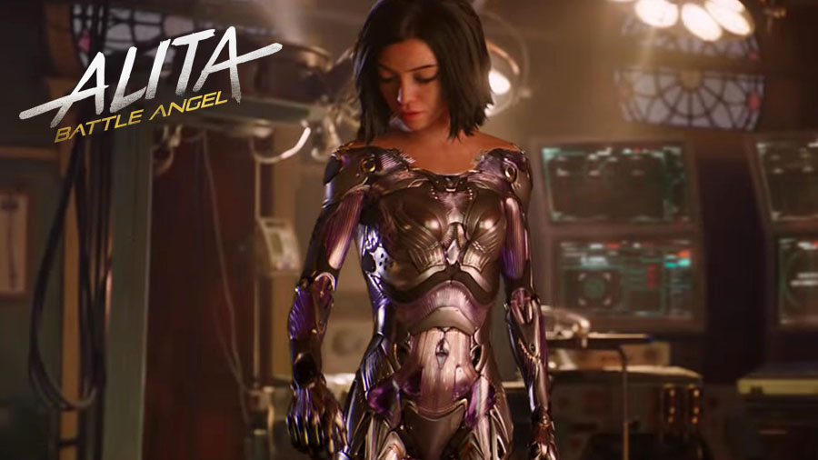 Ce que « ALITA BATTLE ANGEL » nous dit sur demain | Huffington Post