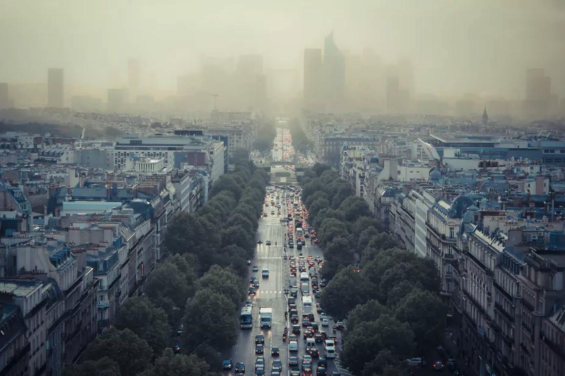 Longévité et pollution atmosphérique | La mort de la mort