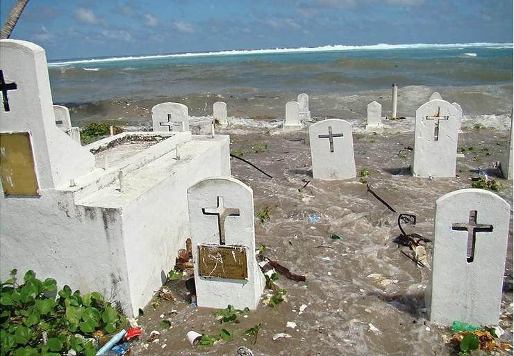 Création du 1er sanctuaire funéraire en réalité virtuelle du Pacifique | 30/04/2049 | L'Observatoire Océanien de Prospective