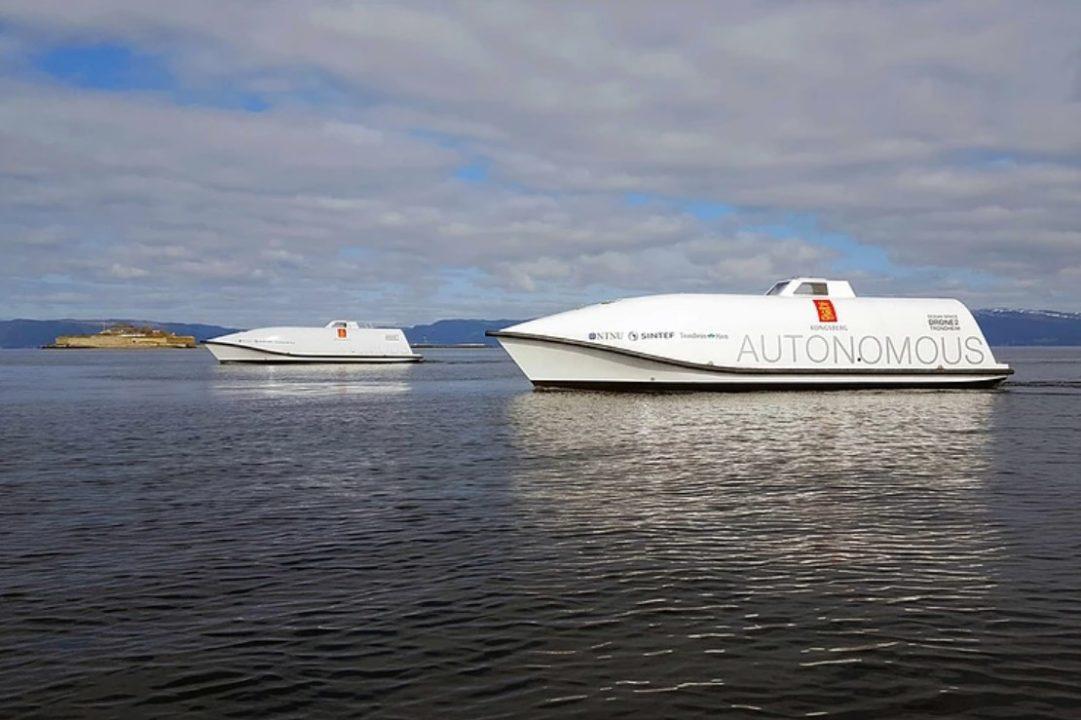 Les drones maritimes, le futur des liaisons inter-îles ?  06/05/2039   L'Observatoire Océanien de Prospective