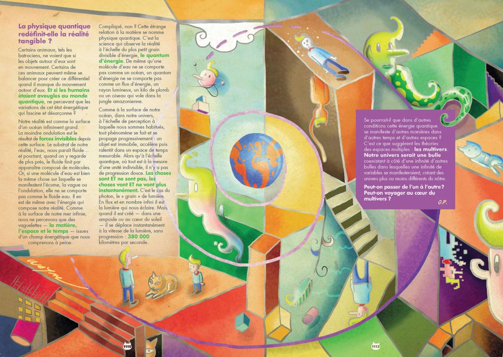 La physique quantique redéfinit-elle la réalité tangible ? | Nekomix #09 | 11/06/2069