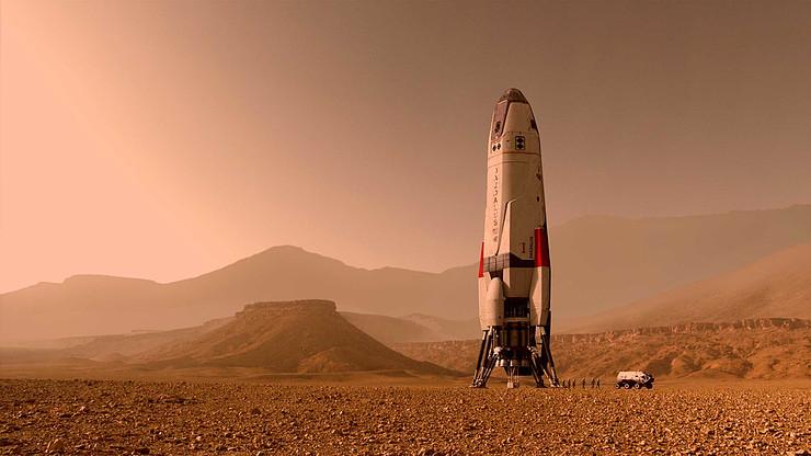 80 ans après: pourquoi l'humanité regarde-t-elle toujours dans l'espace ? | 20/07/2049 | L'Observatoire Océanien de Prospective