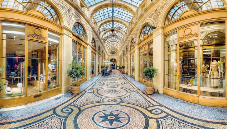 Les rues couvertes | Après avoir fait les belles heures du Paris de la Belle Epoque ont-elles un avenir ? | 04/07/2069