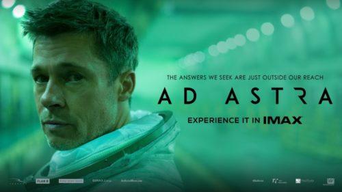 AD ASTRA ou « Déplacée dans l'espace, l'humanité sera-t-elle différente ? » | Huffington Post | Ce que la SF nous dit sur demain