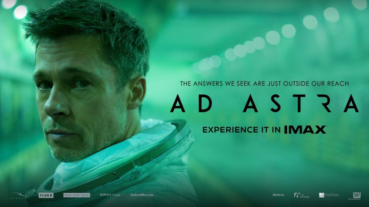 Ce que « AD ASTRA » nous dit sur demain | Huffington Post