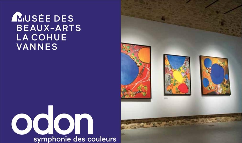 Le peintre Odon : sur les traces de l'artiste
