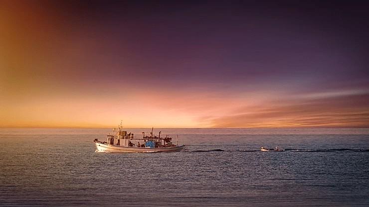 Droits de pêche des îles menacées de montée des eaux : le casse-tête juridique | 11/02/2050