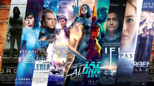 Ce que le cinéma de science-fiction nous dit sur demain | 34 films analysés | Prochaine chronique à la rentée 2021 : INTERSTELLAR