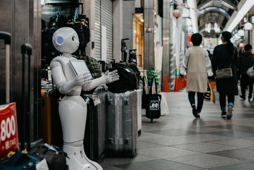 Les robots dans les transports en commun sont des usagers comme les autres : la fin d'un tabou | 08/06/2070