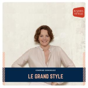 Interview | Olivier Parent invité de l'émission de Cendrine Dominguez « Le Grand Style » sur Radio Style
