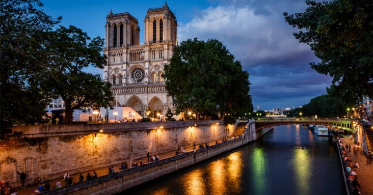 Aménagement urbains | Vous marcherez sur la Seine… | 15/02/2071
