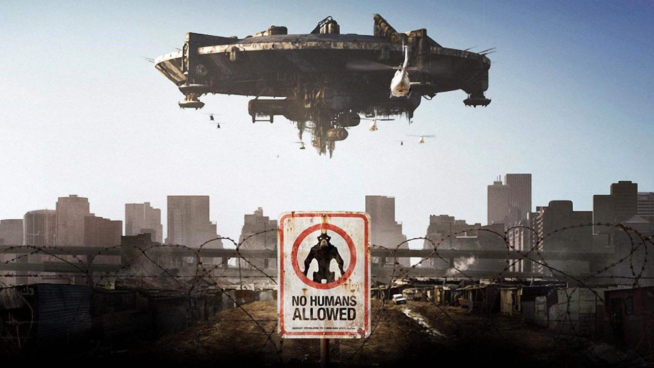 DISTRICT 9 ou «La société humaine à l'épreuve de l'existence avérée des aliens »  | Ce que la SF nous dit sur demain | Space'ibles 2021