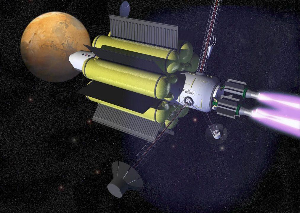 Au temps du possible : les enjeux éthiques & industrie nucléaire dans l'espace  Space'ibles 2021