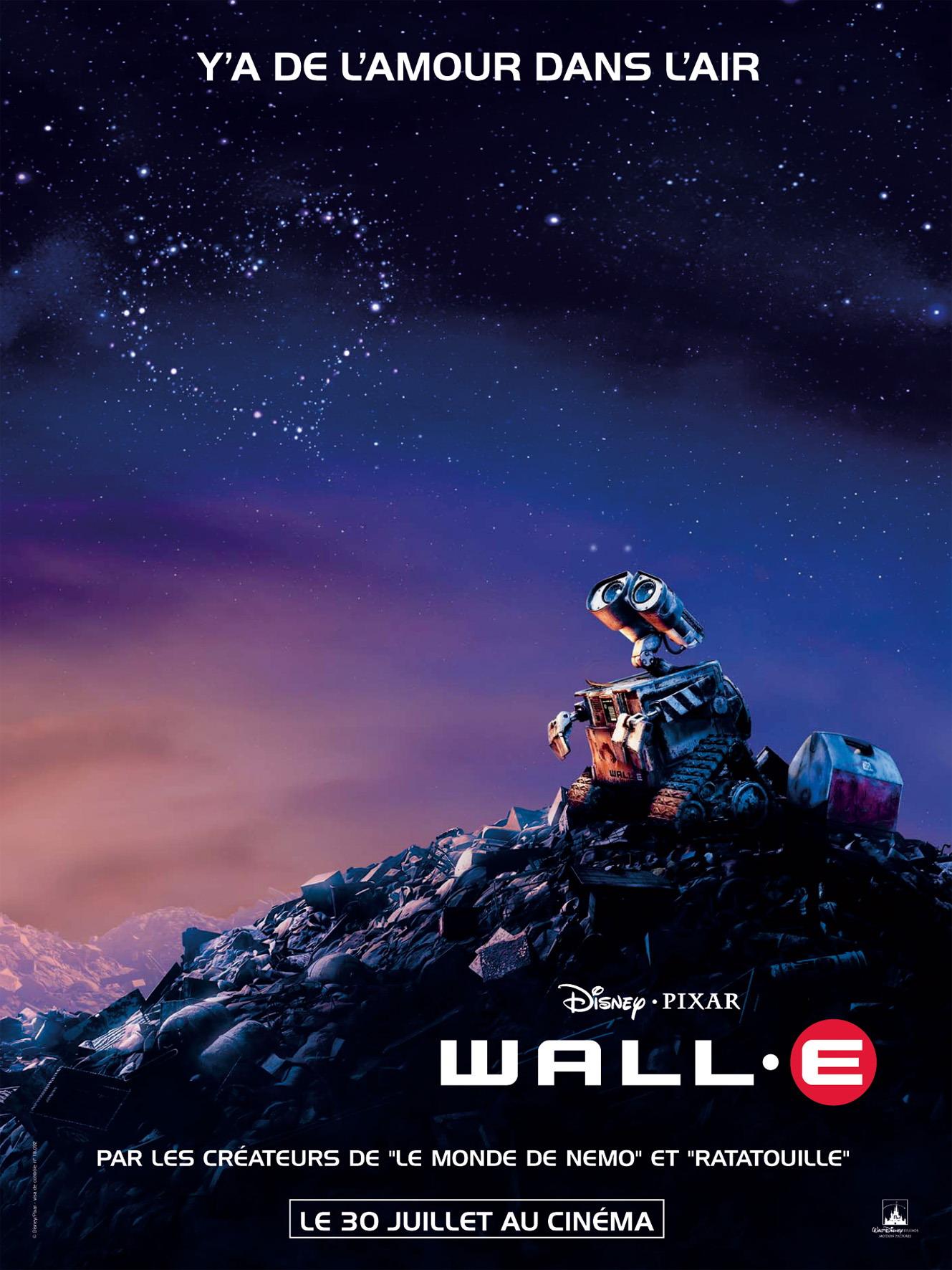 WALL-E ou «l'humanité face à ses contradictions » | Ce que la SF nous dit sur demain